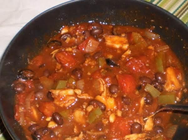 Healthy Fish Chili
