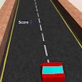 Blue Car Race apk
