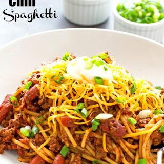 Chili Spaghetti.