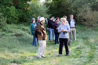 Photo: Early Morning Bird Walk led by Phil Clay on East Monday