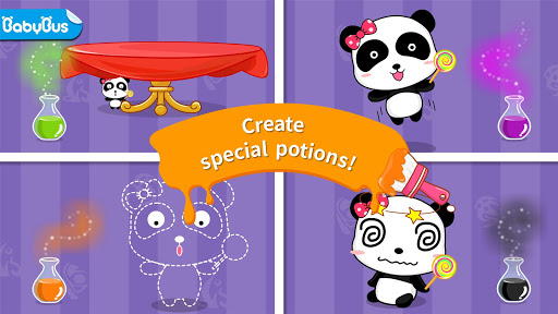 Baby Panda's Color Mixing Studio 8.39.00.08 screenshots 1