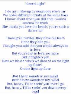Lorde - Green Light - náhled