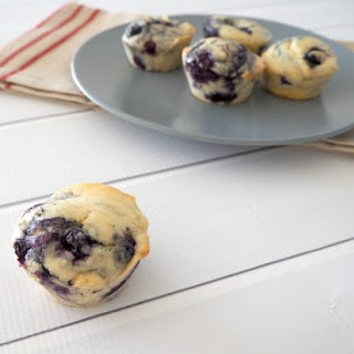 Scrummy Blueberry Muffins Recipe