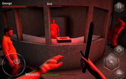 Cops Vs Robbers Online Prison MOD APK V1.0 (GOD MODE/HAS KEY CARD/SUPERSPEED/SUPERJUMP/ NOADS) 3