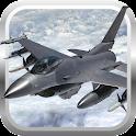 F18 VS F16 Jet Fighter Warrior icon