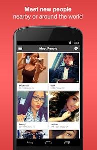 Moco - Chat, Meet People screenshot 1
