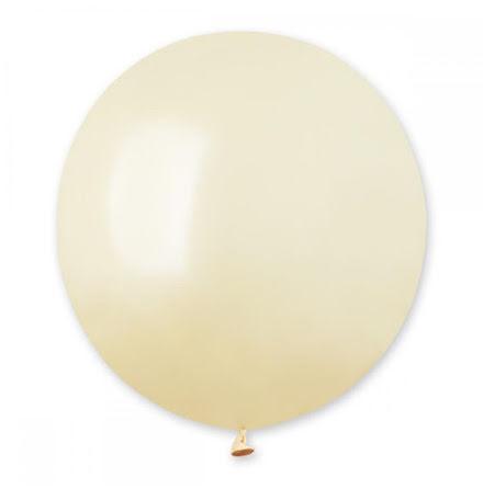 Ballonger helrunda 48 cm, ivory