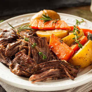 Apple Cider Pot Roast