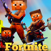 Fortnite Mod for Minecraft for Minecraft