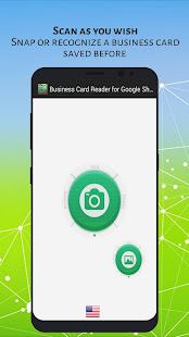 Business card reader for google sheets apps on google play screenshot image reheart Image collections