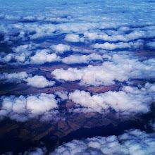 Photo: Hermosa vista desde el #avion #flight #sky #nuage #nube #clouds #awesome #beautiful