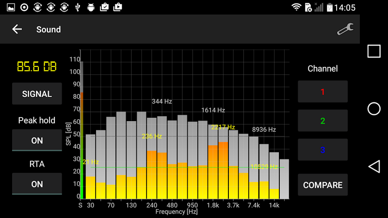 Smart Measure Tool Kit Screenshot 2