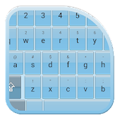 MANLAJU Smart Keyboard Skin