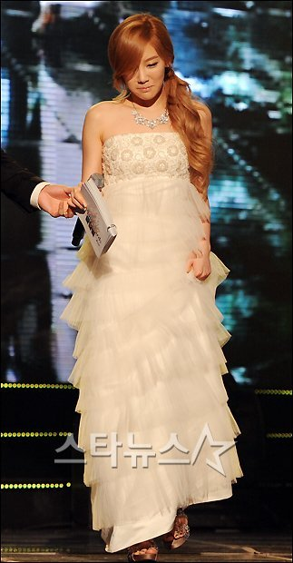 taeyeon gown 2