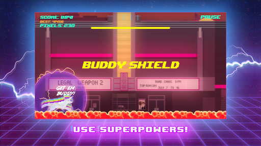 Top Run: Retro Pixel Adventure  captures d'u00e9cran 2