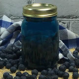 Blueberry Cobbler MOONSHINE!.