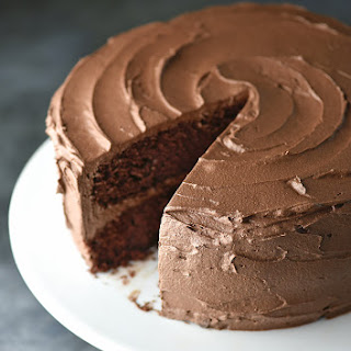 Perfect Chocolate Cake.