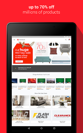 Screenshot 10 for Overstock.com's Android app'