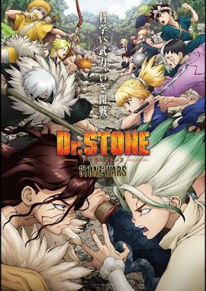 Dr. Stone: Stone Wars [Español Latino] [MediaFire]