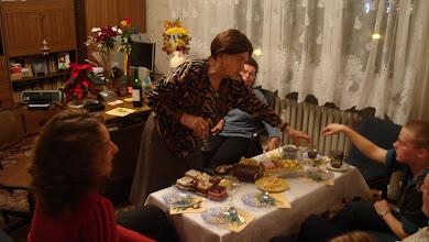 Photo: 25 XI 2009 rok moje imieniny