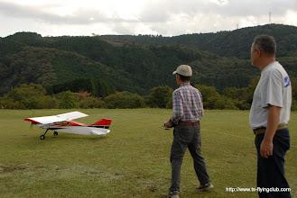 Photo: 電動MauleはOさんの機体になりました。