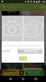 Peterest - Pet Image Gallery- screenshot thumbnail