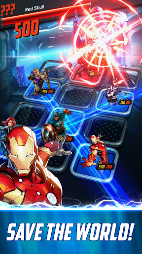 MARVEL Battle Lines 2.3.0 Cheat screenshots 5
