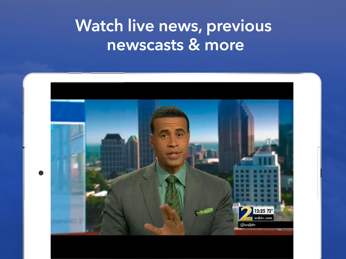 NewsON - Watch Local TV News- screenshot