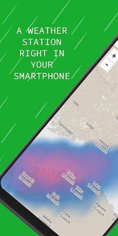 天気レーダープロ — ライブマップ&アラートのおすすめ画像1