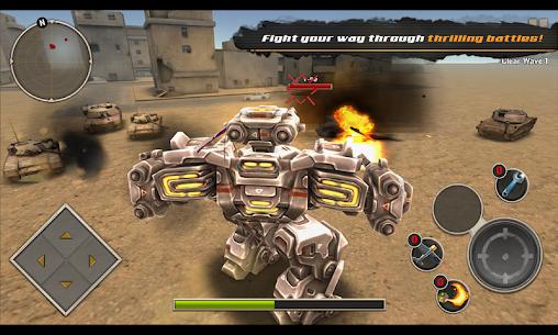 Mech Legion: Age of Robots 2.71 MOD (Unlimited Money) 6