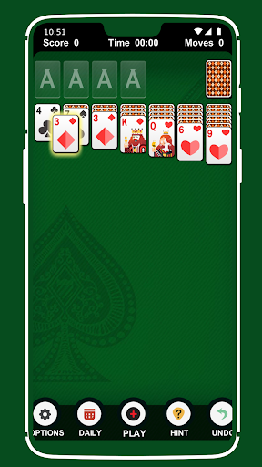 Solitaire Daily Free 1.0 screenshots 2
