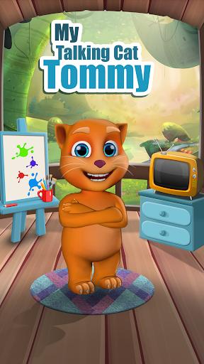 My Talking Cat Tommy - Virtual Pet painmod.com screenshots 11