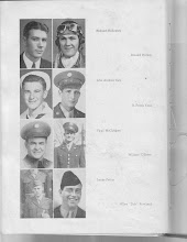"Photo: Fallen Heroes of FCHS:World War II Richard Holloway, Donald Horton, John Andrew Key, B.Frank King, Virgil McCutchen, William O'Brien, James Pettus, Wiley ""Dub"" Rowland,"