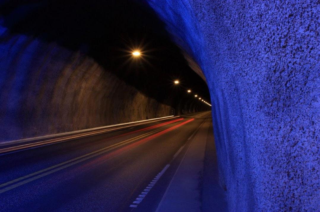 Túnel Lærdal, o túnel rodoviário mais longo do mundo