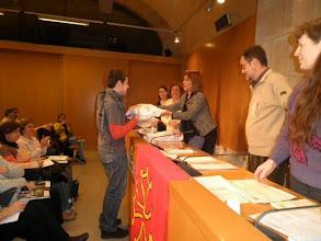 Photo: Primer premi joves Jordi Castells