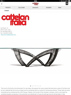 Cattelan Italia- screenshot thumbnail
