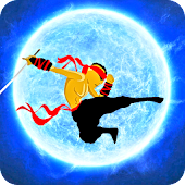 Run Ninja: Endless Jumping Shadow Complex Game