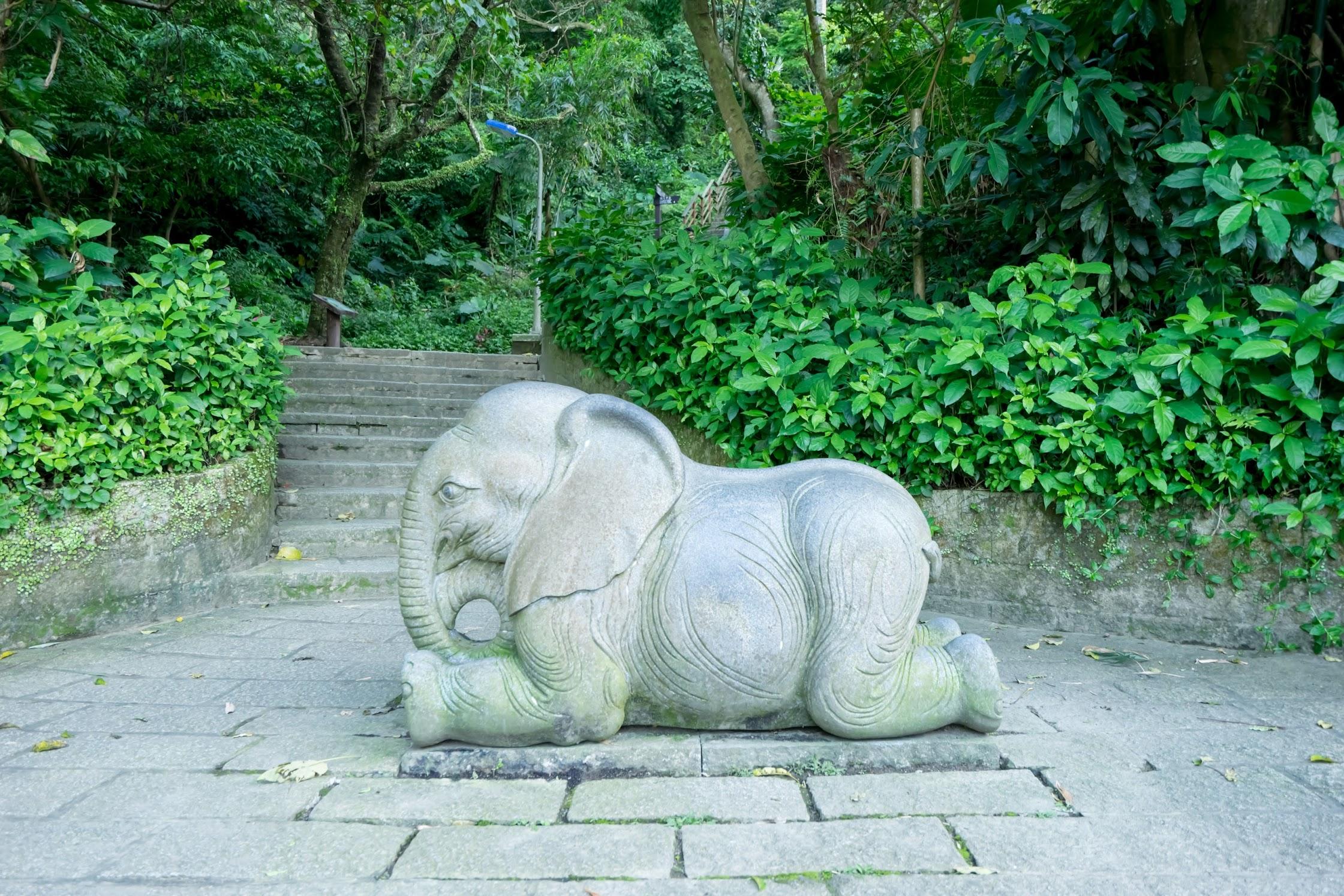 象山 遊歩道 2