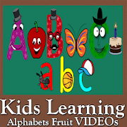 Kids Learning VIDEO Songs BODY Parts Fruits