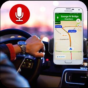 GPS Voice Navigation Maps & Drive Route Direction
