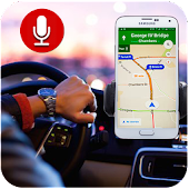 GPS Voice Navigation Maps & Drive Route Direction