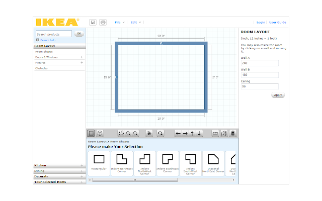 20 20 3d Viewer For Ikea Chrome Web Store