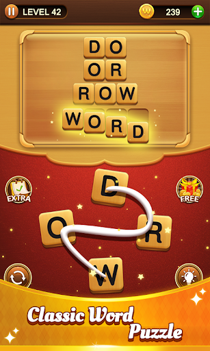 Word Talent: Crossword Puzzle Connect Word Fever apktreat screenshots 2