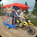 Chingchi Rickshaw Tuk Tuk Sim icon
