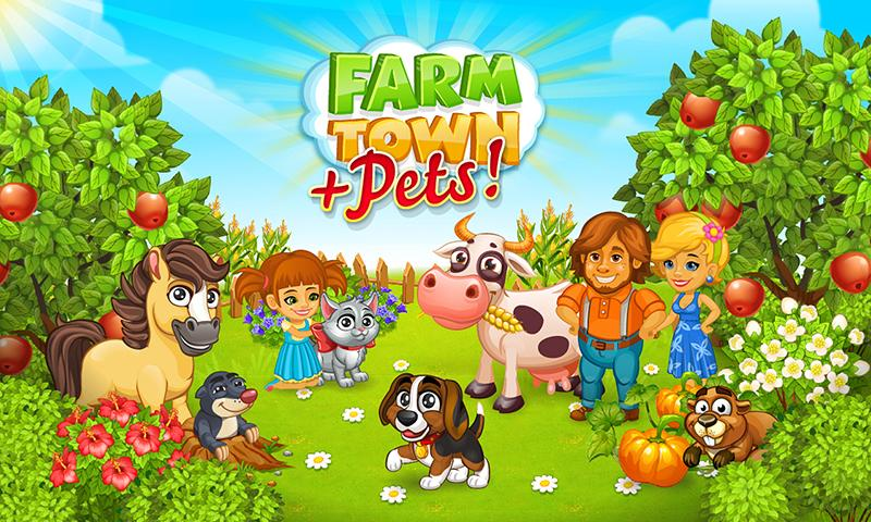 Farmtown Play
