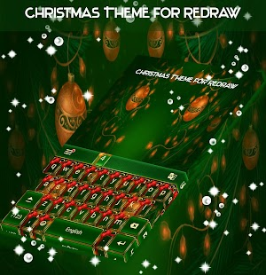 Christmas Theme for Redraw - náhled