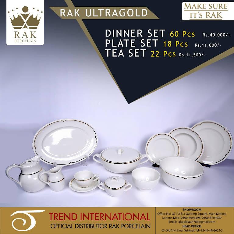 RAK Porcelain Pakistan - Hotel, Restaurants, Cafe's, Banquet Halls