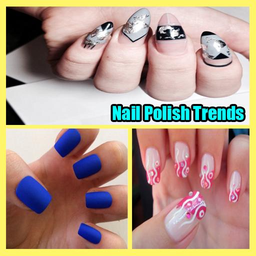 Capturas de pantalla de Tendencias de esmalte de uñas 1