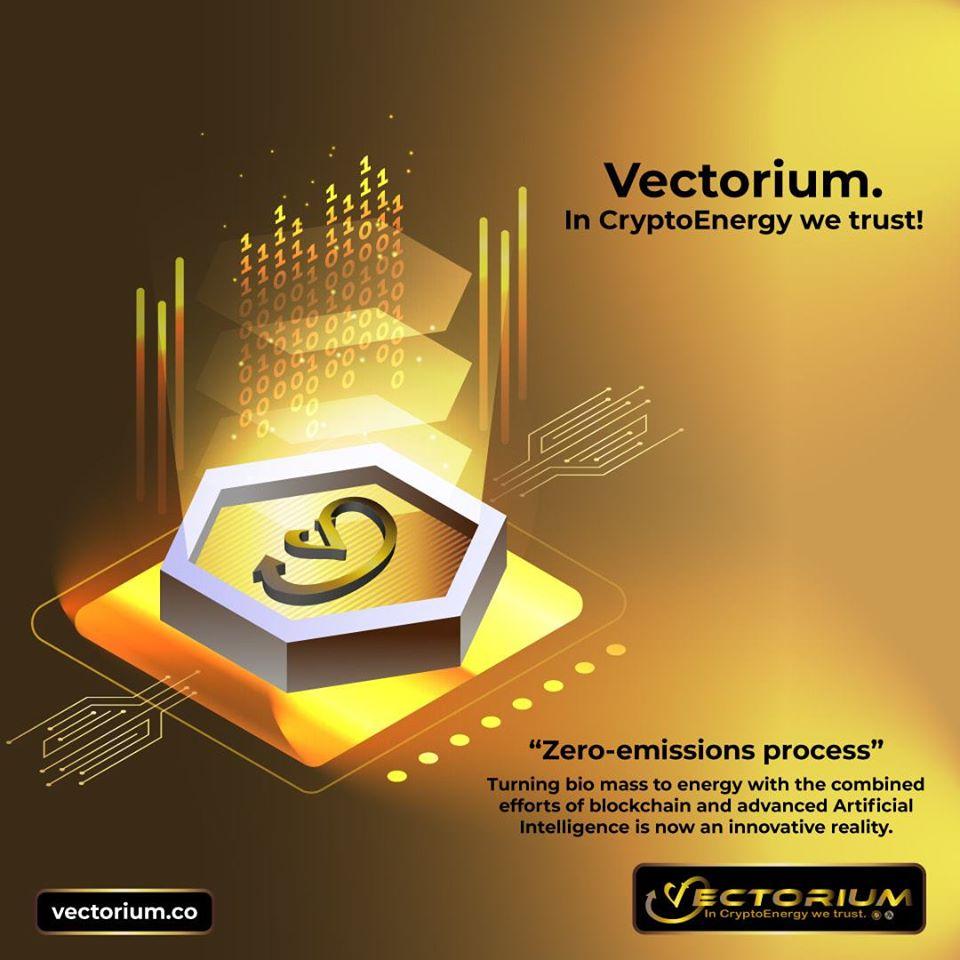 Blog Vectorium ecosystem