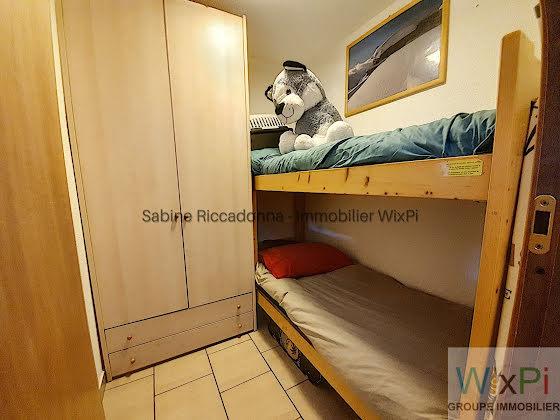 Vente appartement 2 pièces 28,6 m2